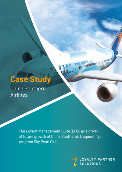 Casestudy China southern Airlines